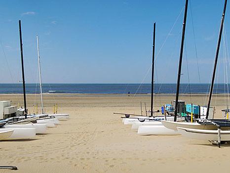 Schiffe, Meer und ein Dampfzug - Unser Urlaub in Holland, 1.Teil