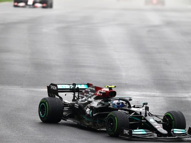 Formel 1 in der Türkei: Bottas klaut den Favoriten den Sieg