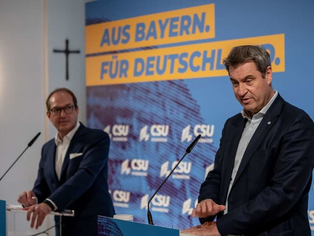 Söder lässt Laschet mit denkwürdigem Auftritt zittern - CDU-Chef baumelt 90 Minuten am Abgrund