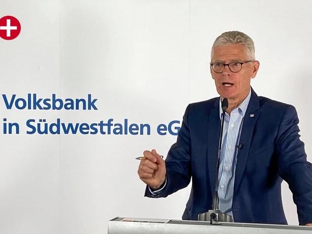 Genossenschaftsbank: Siegen/MK: Volksbank-Bilanzsumme erstmals über 4 Milliarden
