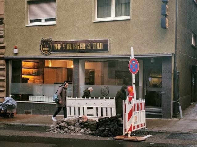 Bo's Burger & Bar im Ex-Soho