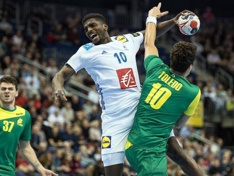 Niederlage gegen Frankreich: Deutschlands Gegner Brasilien verpasst Überraschung bei Handball-WM