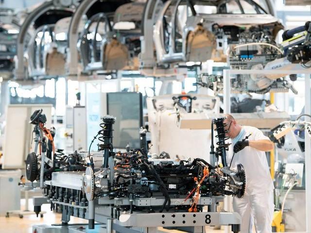 Ifo-Institut: Materialmangel wird für zwei Drittel der Industrie zum Problem