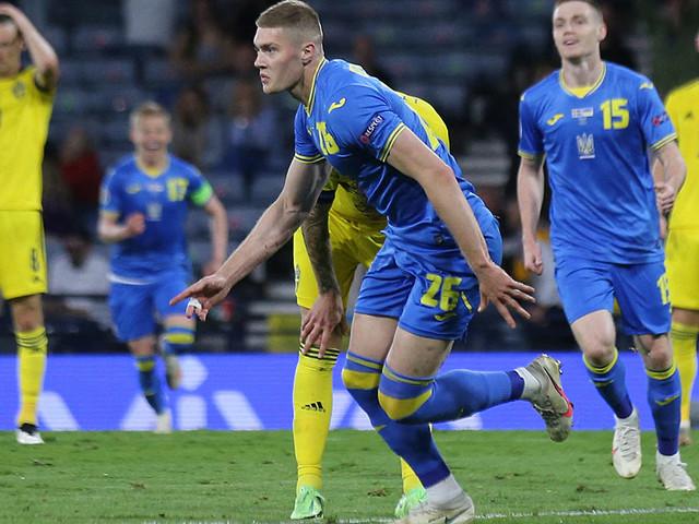 EM 2021: Schock in der 121. Minute! Ukraine macht Sensation gegen Schweden nach Brutalo-Tritt wahr