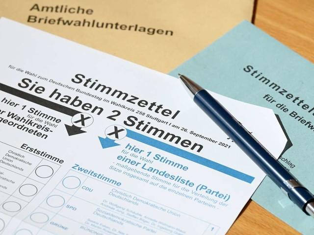 Bundestagswahl in Stuttgart: Ergebnis in Stuttgart ist nun amtlich