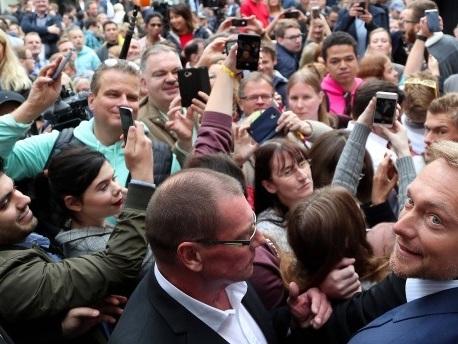 Tag der Bundestagswahl: Bauch siegt über Kopf