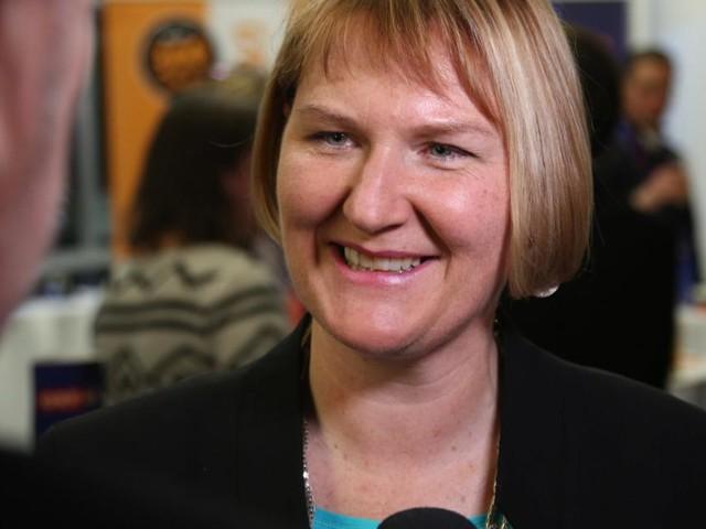 Grüne bestätigen Helga Krismer als Spitzenkandidatin