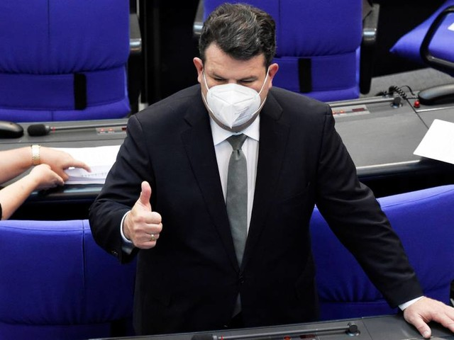 Arbeitsminister Heil: Viele Berufstätige und höhere Löhne stabilisieren Rente