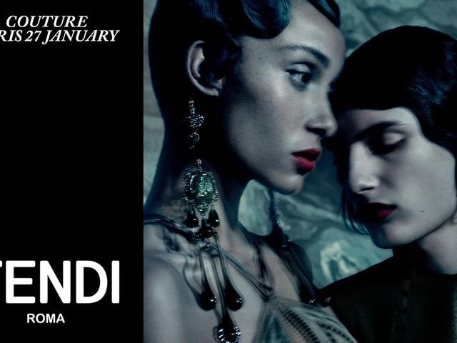 Fendi präsentiert seine erste Couture-Kollektion vonr Kim Jones im Januar in Paris