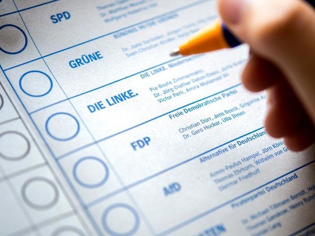Welche hessischen Parteien bei der Bundestagswahl teilnehmen wollen