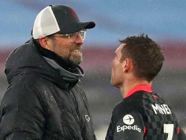 FC Liverpool: Ex-Spieler enthüllt Beinahe-Prügelei zwischen Jürgen Klopp und James Milner