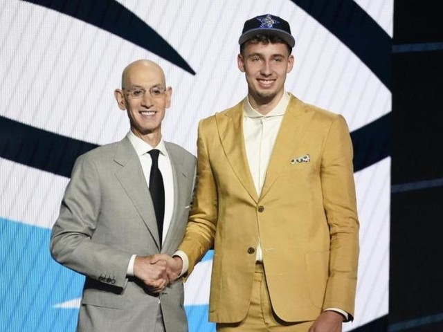 «Genieße den Moment»:Wagner erfüllt sich NBA-Traum