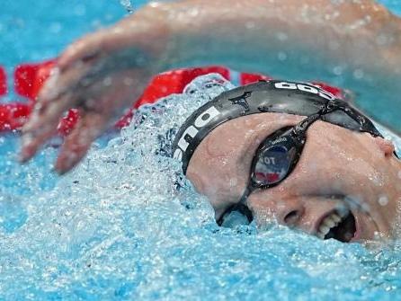 Gose und Bruhn schwimmen ins Halbfinale - Thomasberger raus