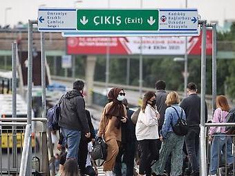Türkei lockert Coronabeschränkungen nach hartem Lockdown