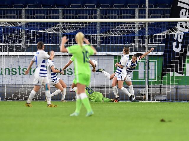 DFB-Pokal der Frauen: MSV Duisburg unterliegt VfL Wolfsburg