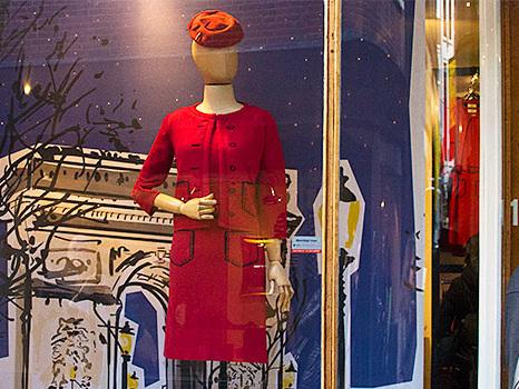 Einmal quer durch die Stadt, Shopping-Tour Den Haag