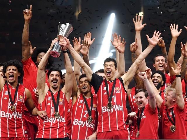 Nächste Runde Alba vs. Bayern - BBL-Saison startet
