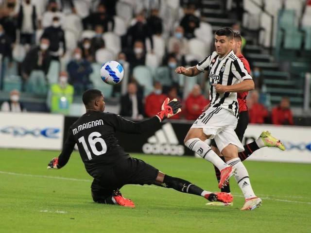 Serie A: Wieder kein Sieg für Juventus Turin: Remis gegen AC Mailand