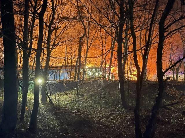 """Prozess gegen Brandstifter beginnt: """"Jetzt brennt es wirklich!"""""""