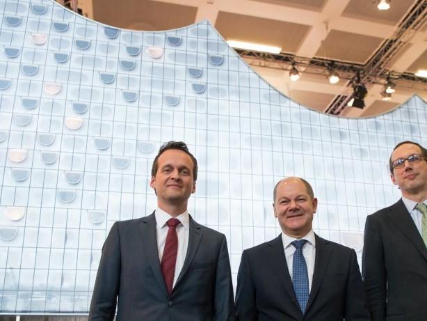 Hamburg: Modell der Elbphilharmonie kommt ins Museum