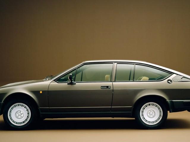Die alte Schule: Alfa Romeo GTV 6 - der letzte Donnerkeil