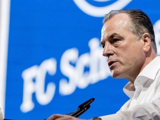 Rassismus-Vorwürfe - Schalke-Aufsichtsratschef Tönnies lässt Amt vorübergehend ruhen