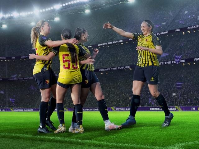 Football-Manager-Serie wird in Zukunft um Frauenfußball erweitert