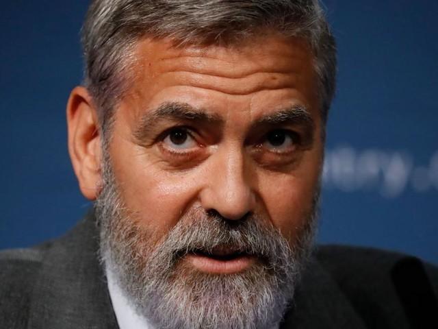 Wildes Gerücht um George Clooney und Herzogin Meghan