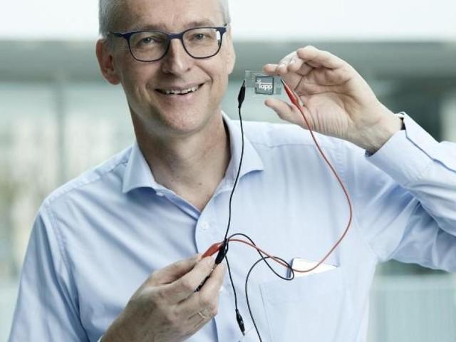 Deutscher Physiker bekommt Europäischen Erfinderpreis