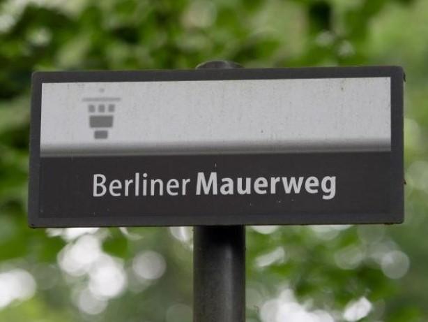 Baumaßnahmen: Berliner Mauerweg wird erneuert und besser nutzbar