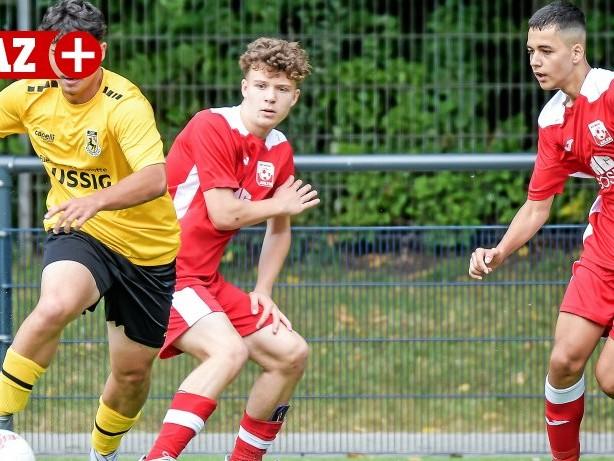 Jugendfussball: B-Jugend des DSC Wanne verliert das Derby in Wattenscheid