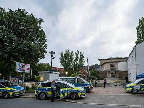 Junger Syrer soll Angriff auf Synagoge in Hagen geplant haben