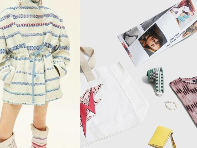 Isabel Marant lanciert Second-hand-Shop