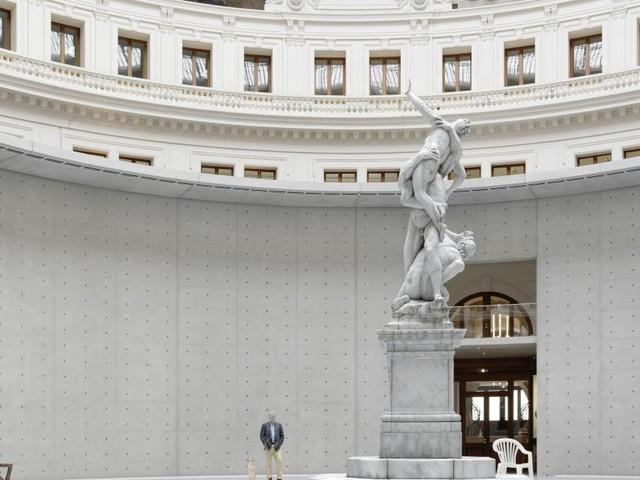 Milliardär Pinault eröffnet neues Museum in Paris