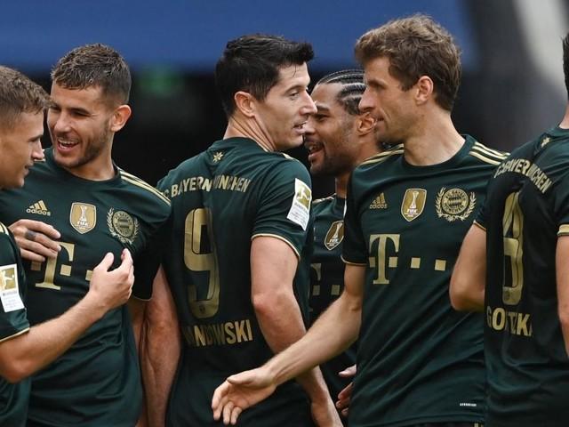 7:0-Schützenfest gegen Bochum: Die Bayern stürmen an die Spitze