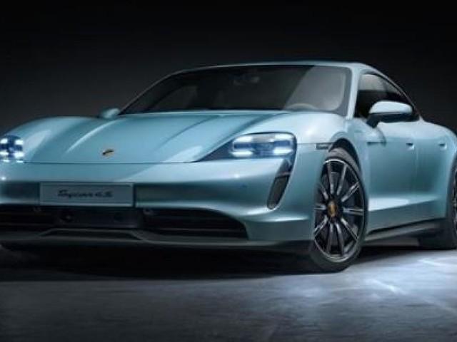Porsche Taycan 4S - 460 Kilometer Reichweite: Porsche bringt neues Einstiegs-Modell des Taycan