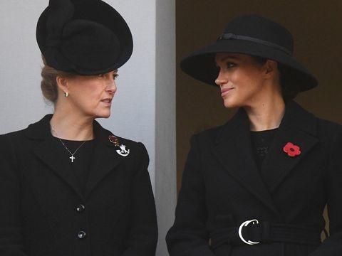 Britisches Königshaus - Queen-Schwiegertochter Sophie: Wir sind noch immer Familie