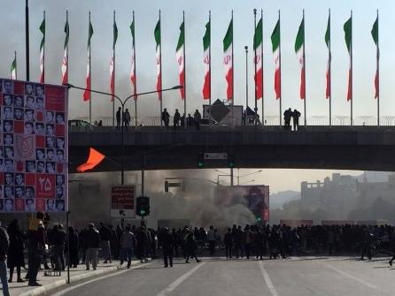 Tote und Verletzte bei Unruhen im Iran