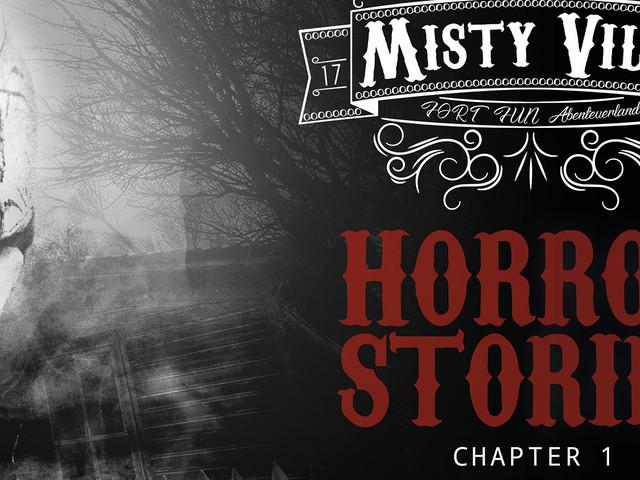 """FORT FUN Abenteuerland sucht Akteure und Make-up Artisten für """"Misty Ville Horror Stories"""" zu Halloween 2017"""