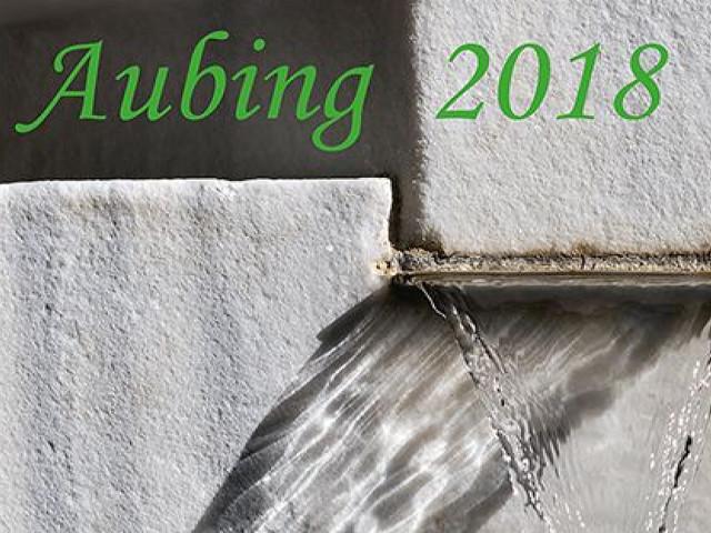 Förderverein in München - Besondere Orte: Neuer Aubinger Jahreskalender 2018