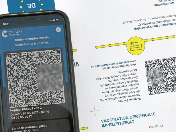 Digitaler Impfpass: Digitaler Impfpass: Diese Mescheder Apotheken machen mit