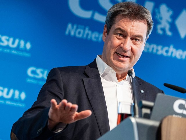 CSU käme laut Umfrage außerhalb Bayerns auf mindestens neun Prozent