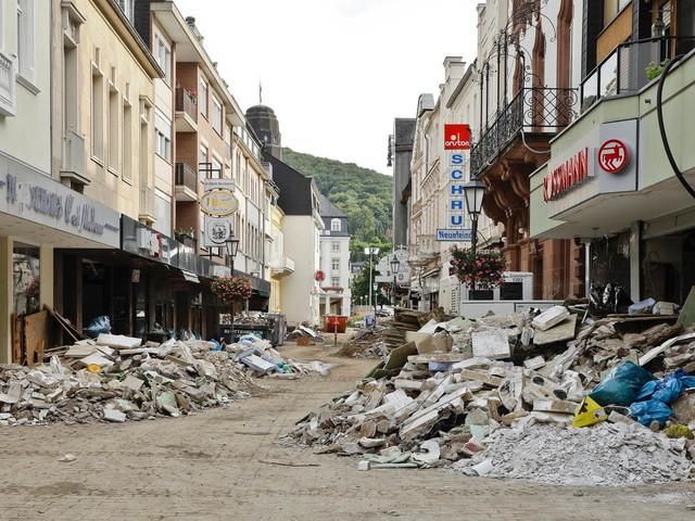 Flut: Historische Schäden liegen bei knapp 7 Milliarden Euro