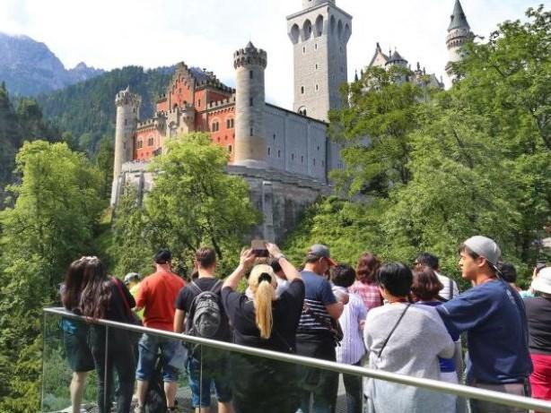 Jubiläum: 150 Jahre Schloss Neuschwanstein