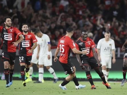 Früher Rückschlag für PSG: Niederlage in Rennes