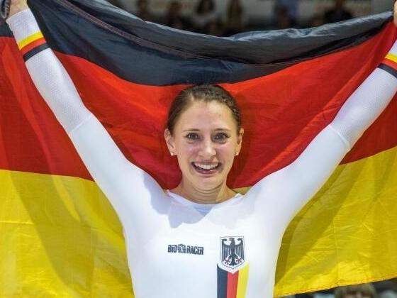 Welte krönt sich zur Europameisterin - Sieg vor Grabosch