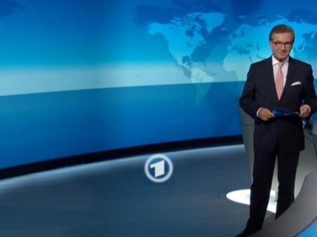 """""""Tagesschau""""-Moderator Jan Hofer hatte auf Sendung einen Schwächeanfall"""
