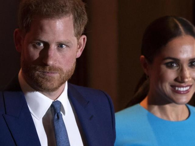 Neflix-Deal: Meghan und Harry nur Marionetten?