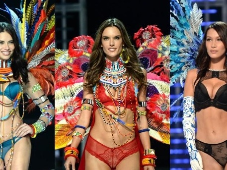 """""""Victoria's Secret""""-Engel zeigen die heißesten Dessous"""