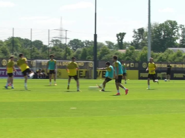 Video: Westfalen-Derby: BVB trifft auf Schlusslicht Paderborn